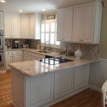 Cabinet Refacing and New Cabinets in Chesterfield  Missouri