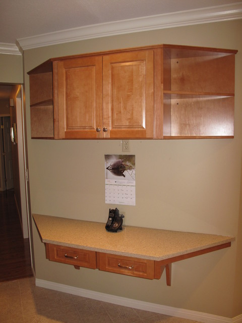 Cabinet Refacing in Maple - Traditional - Kitchen ...