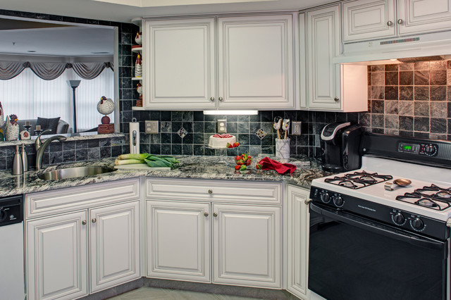 Cabinet Refacing, Pikesville, MD - Traditional - Kitchen - baltimore ...