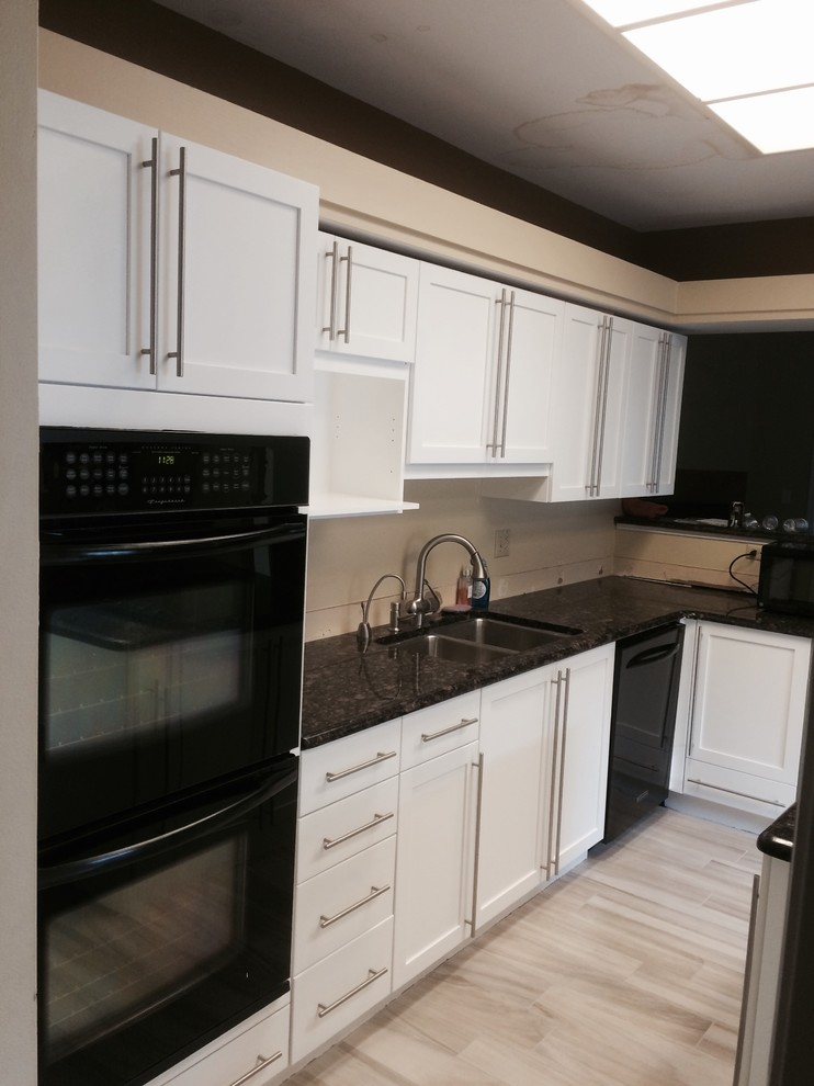 Cabinet Refinishing - Contemporary - Kitchen - Tampa - by ...