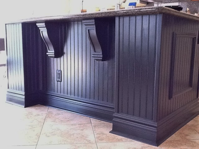 Cabinet Refinishing traditional-kitchen