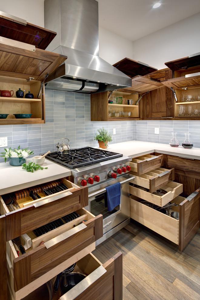 Cabinet Storage - Modern - Kitchen - Sacramento - by MAK ...