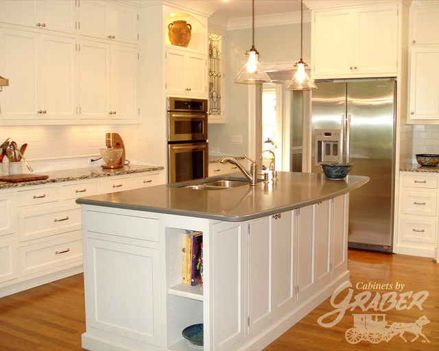 Cabinets By Graber Kitchen Projects Traditional