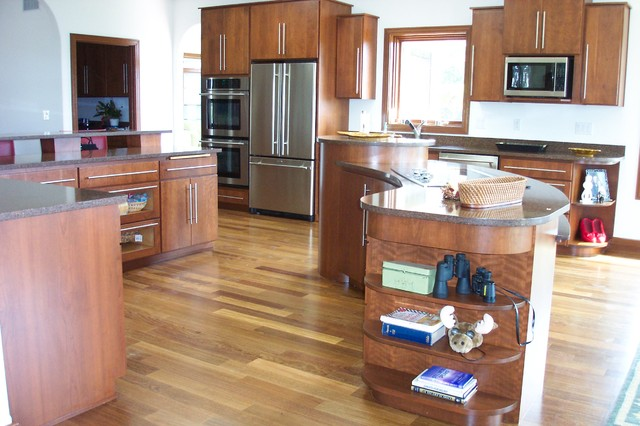 Cabinets contemporary-kitchen