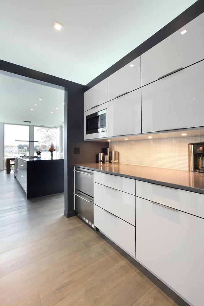 Cabinets - Modern - Kitchen - Grand Rapids - by Century ...