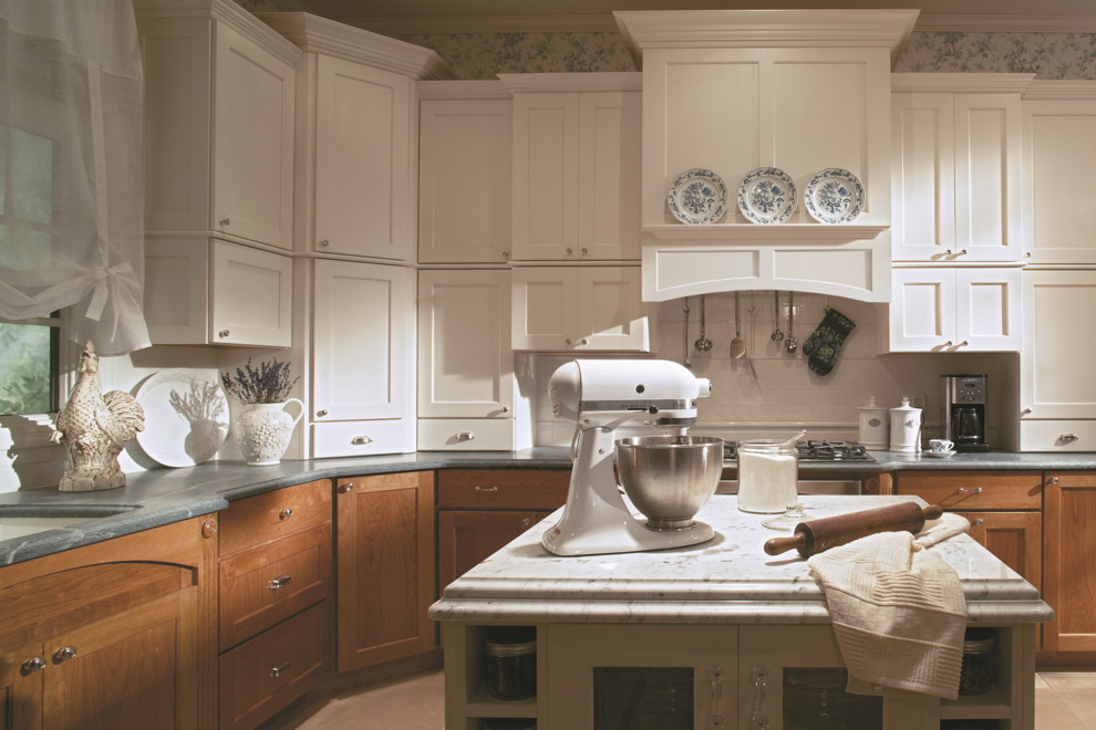 Cabinets - Traditional - Kitchen - Baltimore - by Kitchens ...