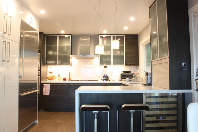 Bellmont Cabinets - Modern - San Francisco - by Marin Kitchen Co