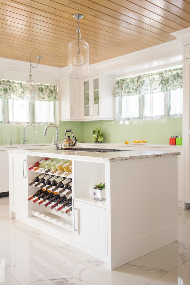 Cable Beach Nassau Bahamas Beach Style Kitchen Other By Luna S Fine Cabinetry