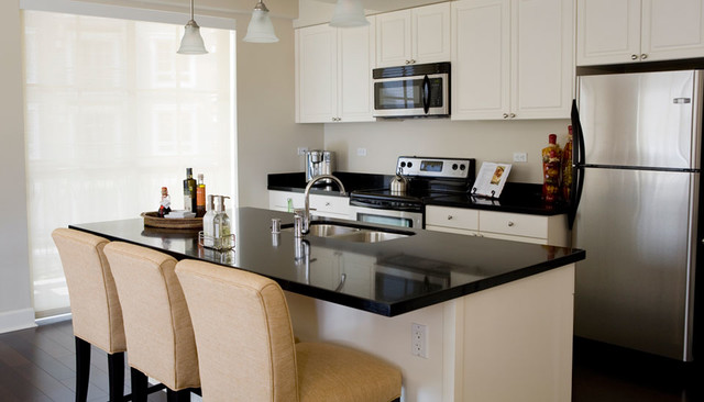 caesar stone modern kitchen countertops new york