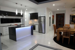 Cairns 9 5 Star Energy Rated Sustainable Display Home Modern Kitchen Cairns By Kenick