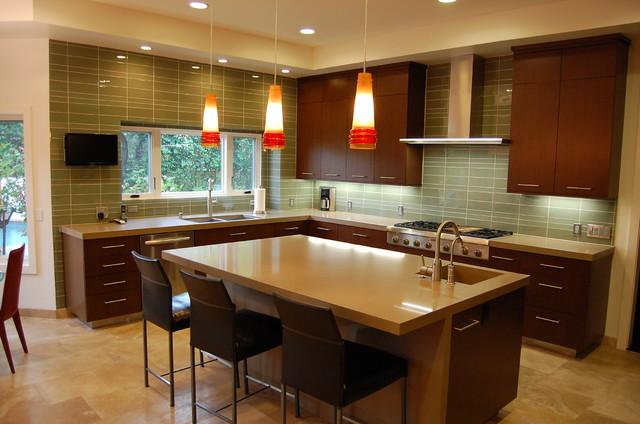 Calabasas Kitchen modern-kitchen