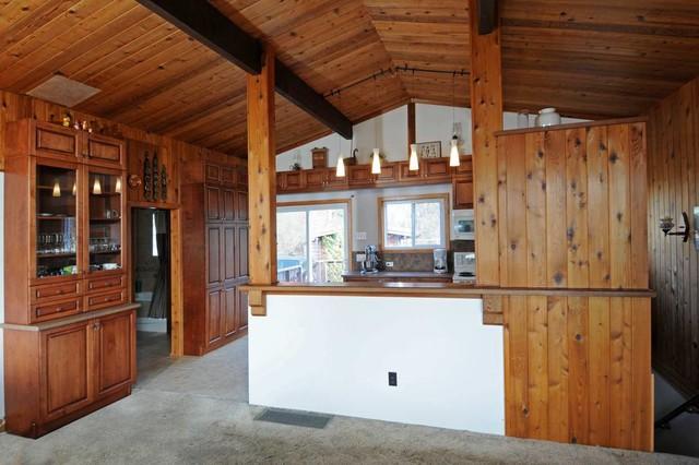 Calabogie kitchen