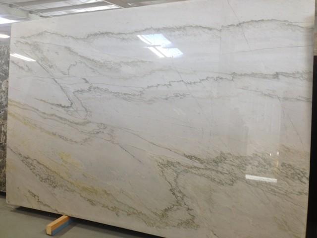 Calcatta Quartzite Kitchen Miami By American Granite