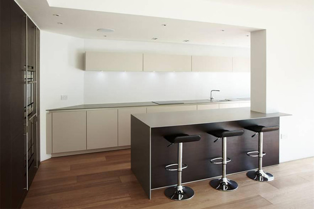 Caldwell Project contemporary-kitchen