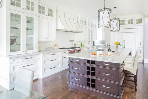 white kitchens beautiful lights 3