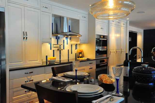 Calgary Renovation Varsity Estates Contemporary Kitchen Calgary By Patricia Conner Design