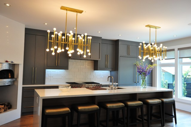 Calgary Rosedale New Build Contemporary Kitchen Calgary By Patricia Conner Design