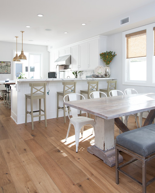 California Cape Cod Beach Style Kitchen Part 73