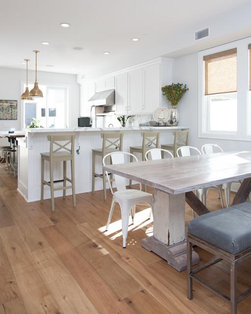 California Cape Cod Beach Style Kitchen Orange County