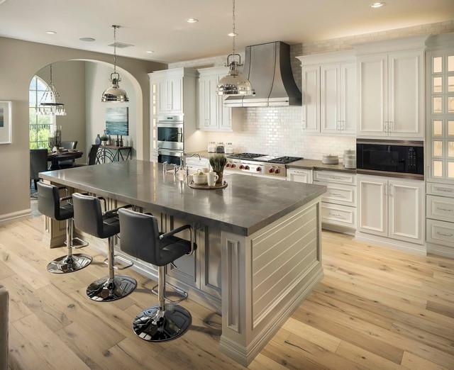 California chic classique chic cuisine phoenix par luster custom homes remodeling for Cuisine classique chic