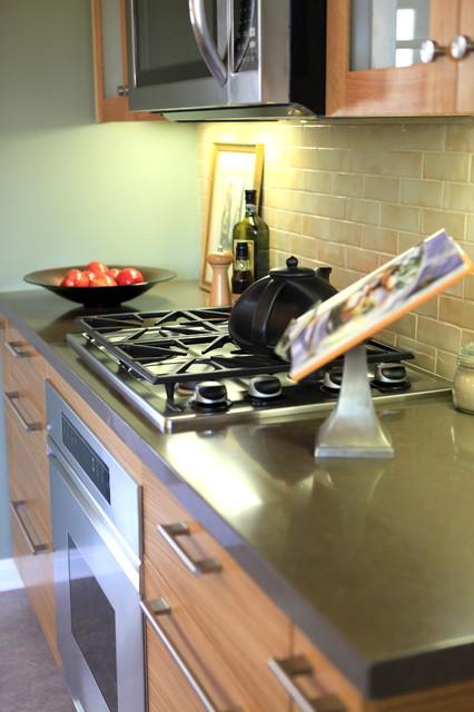 California Classic transitional-kitchen