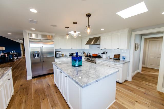 California Coastal, Dana Point CA - Beach Style - Kitchen - orange county - by R.D. Pinault Company