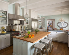 California Collected traditional-kitchen