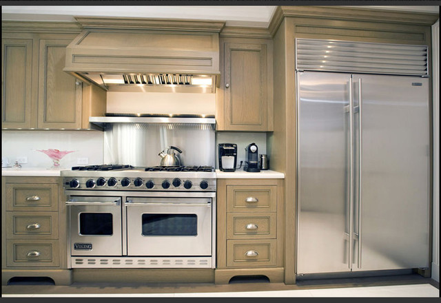 California Homes- The Machina Group traditional-kitchen