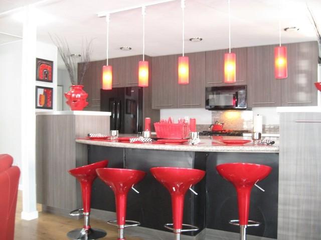 California Kitchen contemporary-kitchen