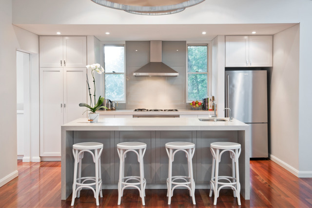 Californian Bungalow Renovation Traditional Kitchen Sydney By Luisa Volpato Interiors Houzz Au