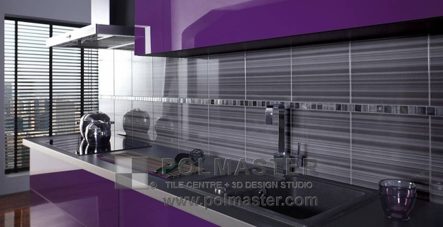 Calipso kitchen tile collection modern-kitchen