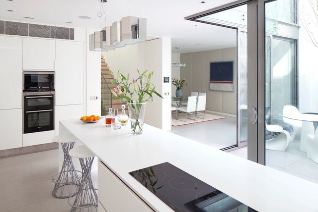 Callender Howorth Devonshire Mews West Contemporary Kitchen London By The Art Of Bespoke