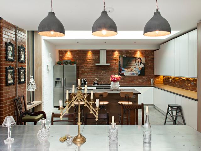 Calvin Street contemporary-kitchen