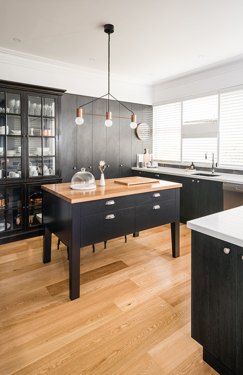 replace benchtop to modernise kitchen