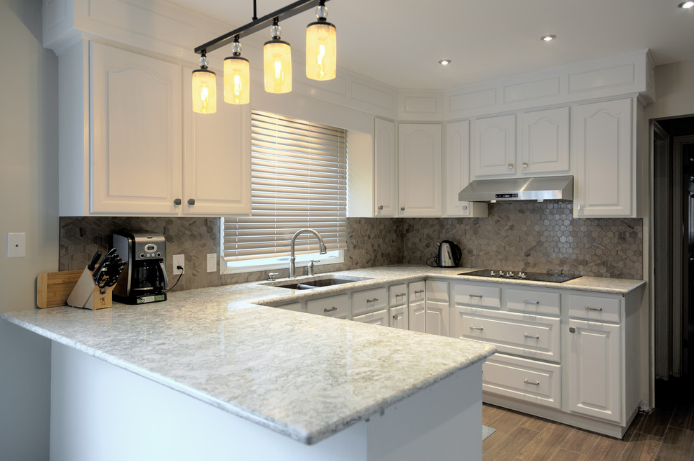 Cambria Crowndale London Ontario Kitchen Modern Kitchen Other By Progressive Countertop Systems