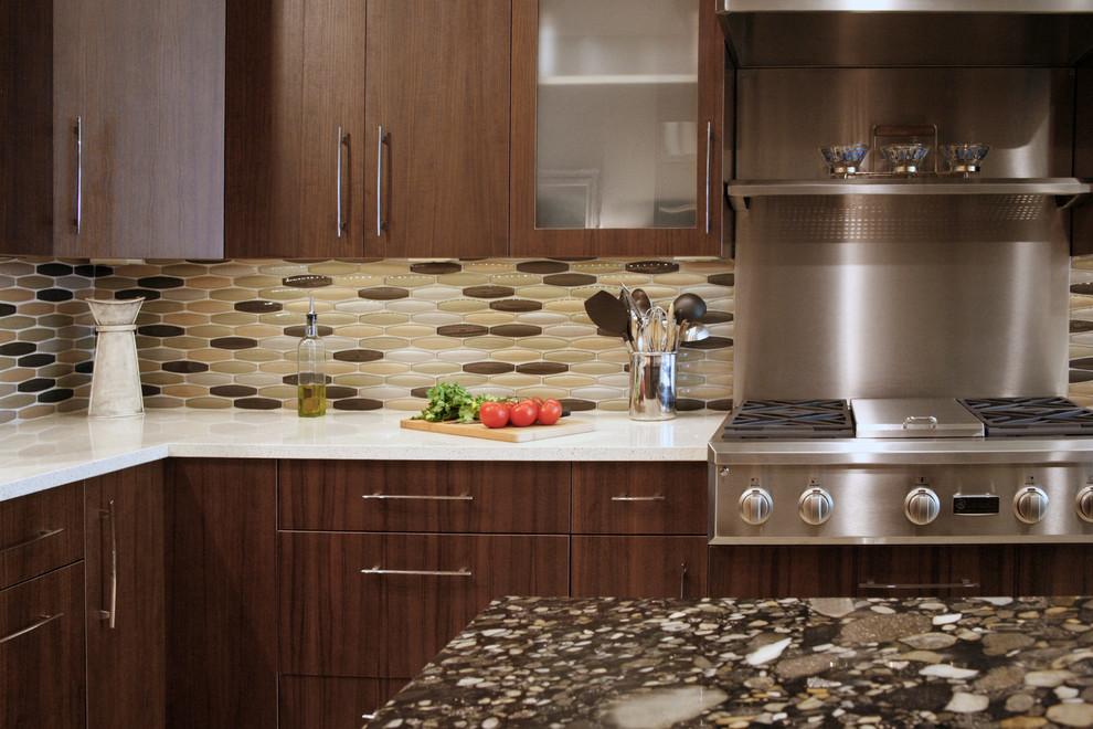 Cambria in Jodi Cobb Design - Modern - Kitchen - Atlanta ...