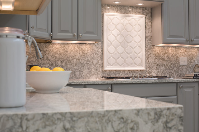 Cambria Quartz Berwyn Kitchen Kitchen Richmond By