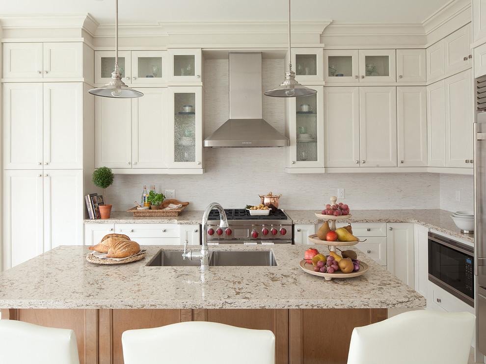 Cambria Quartz Windermere Kitchen