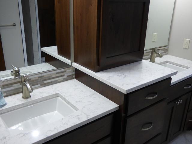 Cambria Torquay Bathroom Vanity Traditional Kitchen