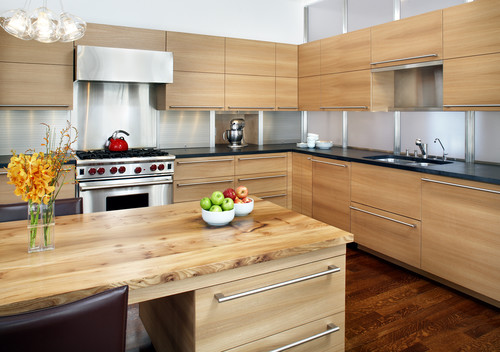Top 9 Handles & Latches for Flat-Panel Kitchen Cabinets