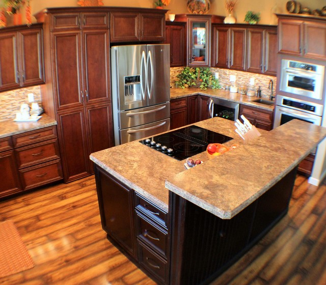 Cambridge Il Country Views And Classic Style Traditional Kitchen Chicago By Village