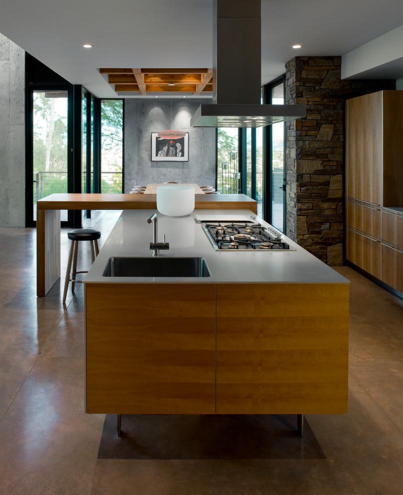 Camelback - Contemporary - Kitchen - Phoenix - by ...