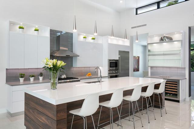 Camino Real Residence - Moderno - Cucina - Tampa - di April ...