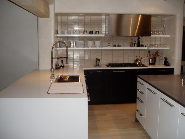 Camino Santander contemporary-kitchen