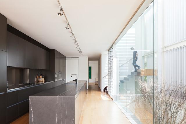 Cammeray House - Minimalistisch - Küche - Sydney - von MHN Design Union