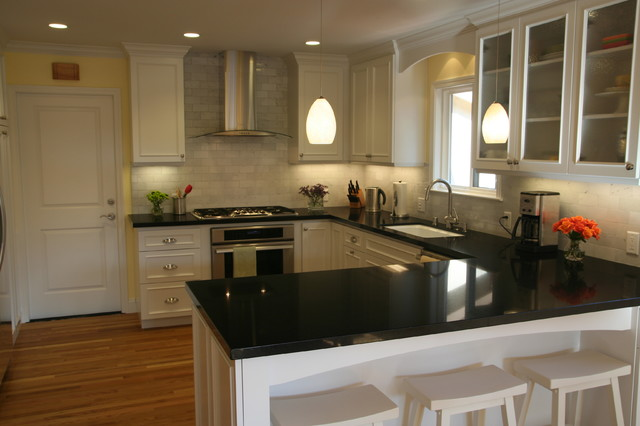 Campbell Kitchen Remodel - Contemporary - Kitchen - other metro - by ...