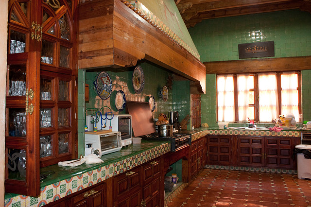 Campestre 59, Queretaro, Mexico eclectic-kitchen