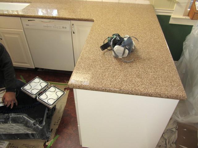 Campkitchen Swanstone Quartz Countertops