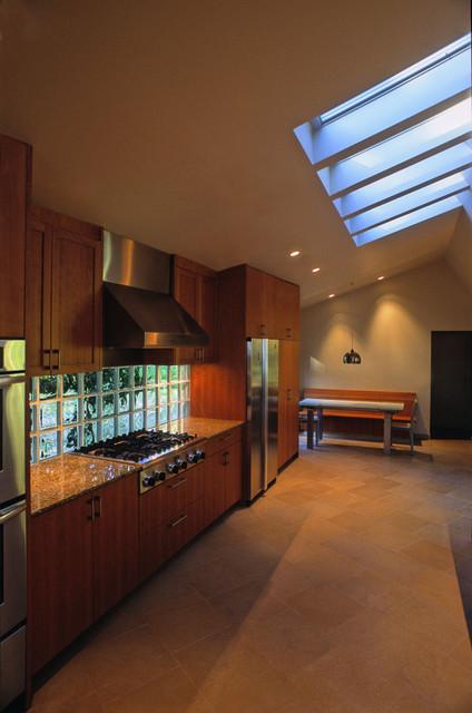 CAMPOAMOR architects modern-kitchen