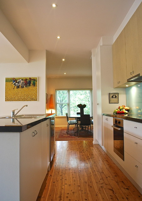 Canberra residence eclectic kitchen adelaide by for Kitchen designs canberra